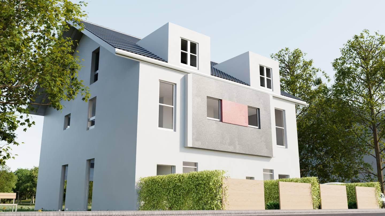 6 SEMI-DETACHED HOUSE ON MARIENBORN